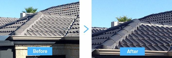 Roof Restorations Perth Rainbow Roofing